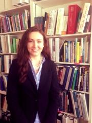 Elizabeth Wurtzel, Marketing Intern